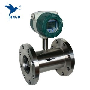 سنسور جریان متر توربین آب 4-20mA