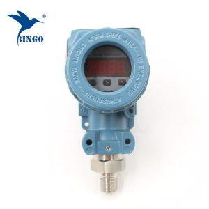 فرستنده فشار 4 ~ 20ma با صفحه نمایش LED