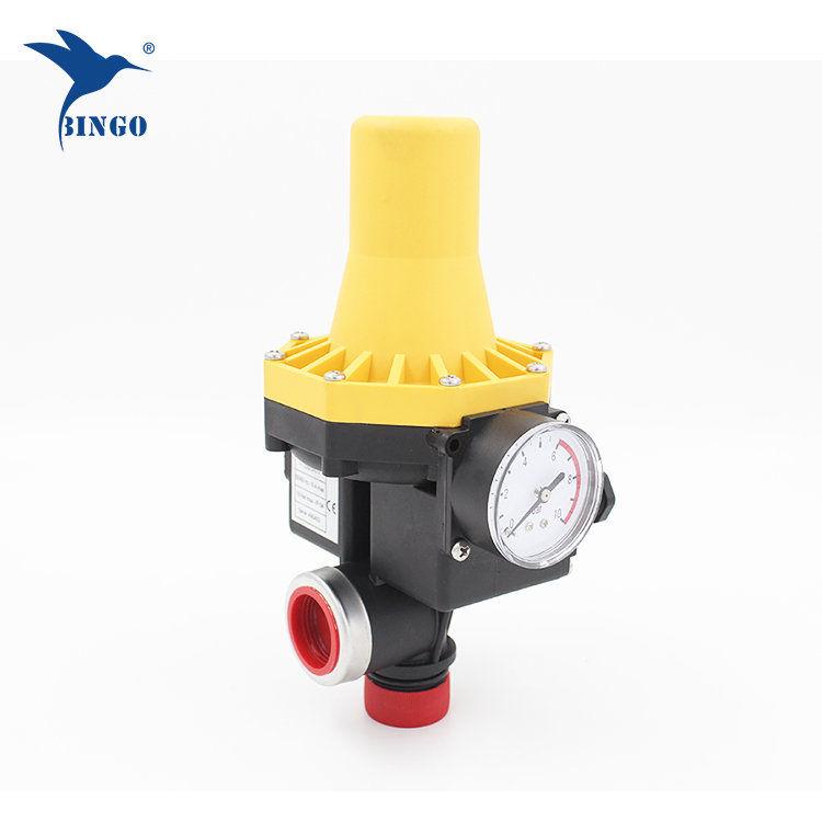 کنترل فشار اتوماتیک برای پمپ