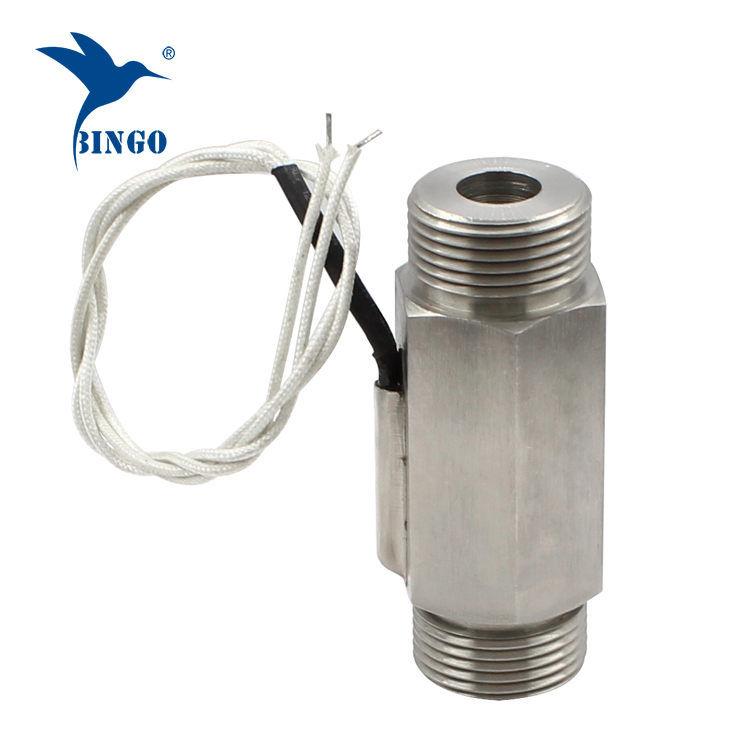 جریان دی سی DN25 300V فولاد ضد زنگ برای سوپاپ بخار