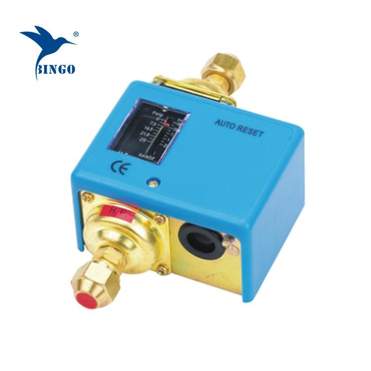 سوئیچ کنترل فشار اتوماتیک کم فشار کم فشار