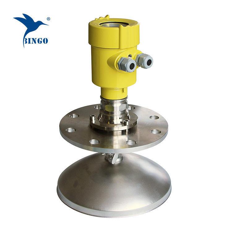 فرستنده سطح رادار خروجی فرکانس 4-20mA Hart برای گرد و غبار قوی