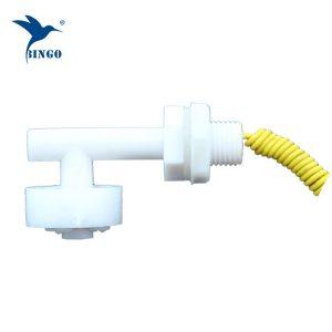 سنسور 6 عدد درست زاویه پلاستیکی پلاستیکی سوپاپ شناور سوپاپ ماهی مخزن مایع کنترل سطح سنسور
