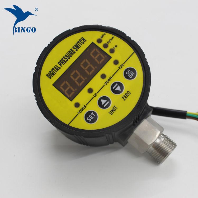 سوئیچ فشار هوشمند، سوئیچ فشار خلاء، نمایشگر دیجیتال 4 رقمی