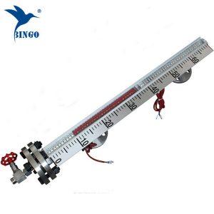 سنجش سطح مغناطیسی سوئیچ شده SUS304SUS316L