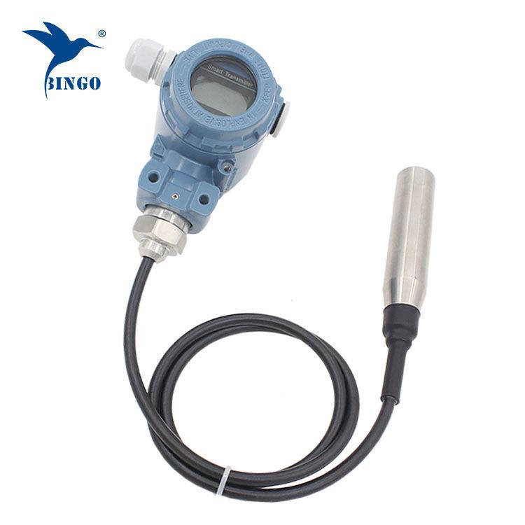 level pressure transmitter