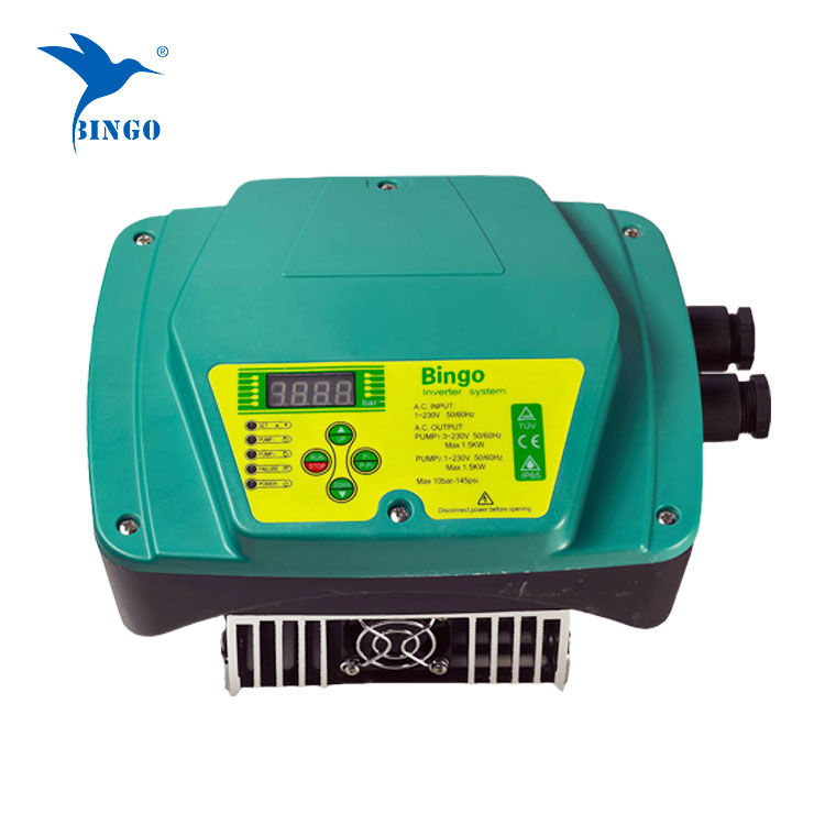 فشار ثابت آب ثابت متغیر سرعت اینورتر فشار پمپ آب