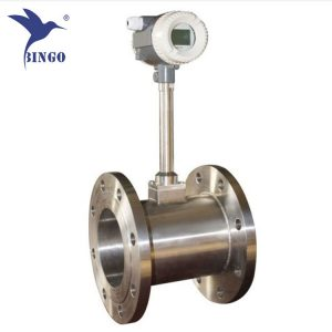Flange Type Vortex-Routing Coriolis mass flow meter دیجیتال